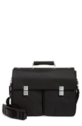 'Roadster 3.0' Briefcase Black
