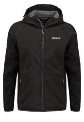 Regatta Arec Soft Shell Jacket Black