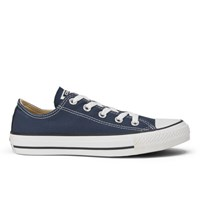 Converse Unisex Chuck Taylor All Star Ox Canvas Trainers Navy