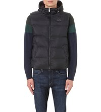 Michael Kors Quilted Down Filled Gilet Black