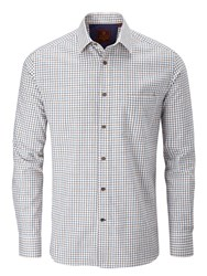 Skopes Cotton Casual Shirts Stone
