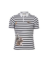 Band Of Outsiders Topwear Polo Shirts Men White