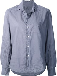 Frank And Eileen Relaxed Fit Shirt Grey