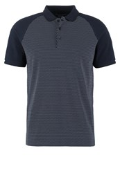 Kiomi Polo Shirt Navy Dark Blue