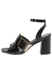 Jeannot Sandals Nero Verderam Black
