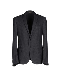 Patrizia Pepe Suits And Jackets Blazers Men Steel Grey