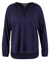 Esprit Carmen Tunic Royal Navy Dark Blue