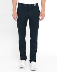 Tommy Hilfiger Midnight Blue Denton Straight Chinos