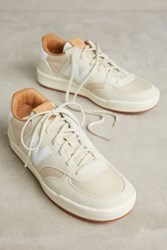 Anthropologie New Balance 300 Sneakers White