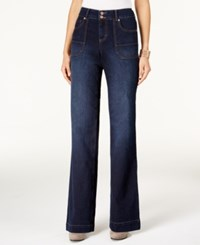 Styleandco. Style Co. Petite Jewel Wash Trouser Jeans Only At Macy's