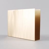 Ferm Living Square Wall Square Brass