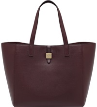 Mulberry Tessie Tote Oxblood