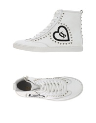Galliano Sneakers White