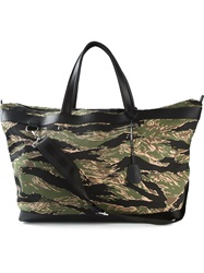 Golden Goose Deluxe Brand 'Brooklin' Camouflage Holdall