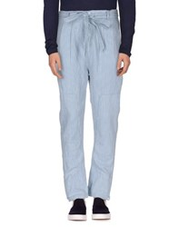 Marc By Marc Jacobs Denim Denim Trousers Men Blue
