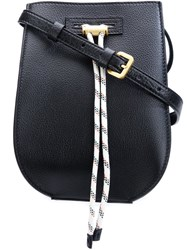 Maiyet 'Sia' Mini Bucket Bag Black
