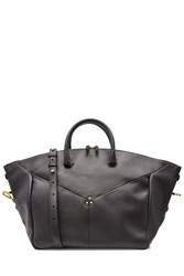 Jerome Dreyfuss Leather Tote Black