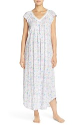 Carole Hochman Women's Designs Floral Cotton Nightgown
