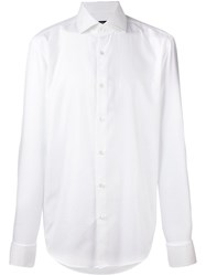 Hugo Boss Classic Button Down Shirt White