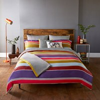 Harlequin Kaledio Duvet Cover Calypso Single