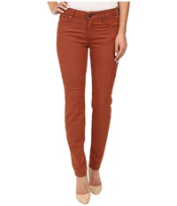 Kut From The Kloth Diana Skinny Jeans In Amber Amber Women's Jeans Bronze
