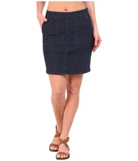 Prana Kara Skirt Indigo Women's Skirt Blue