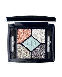 Christian Dior Dior Beauty Limited Edition 5 Couleurs Eyeshadow Palette Glowing Gardens Collection 451 Rose Garden 031 Blue Garden