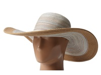 San Diego Hat Company Mxl1016 Mixed Braid Large Brim Floppy Tan Traditional Hats