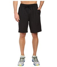New Balance Transit Knit Shorts Black Men's Shorts