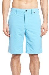 Hurley Men's 'Dry Out' Dri Fit Tm Chino Shorts Light Blue