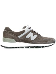 New Balance 'Classic Traditionnels' Sneakers Grey