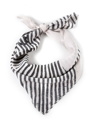 Kelly Wearstler 'Zuma' Scarf White