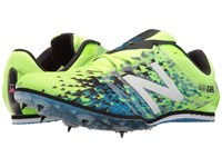 New Balance Md500v5 Middle Distance Spike Yellow Black Men's Shoes