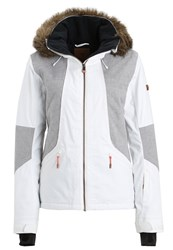 Roxy Atmosphere Snowboard Jacket Bright White