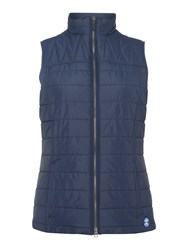 Barbour Brae Quilted Gilet Navy