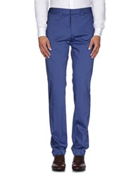 Guess By Marciano Trousers Casual Trousers Men Pastel Blue