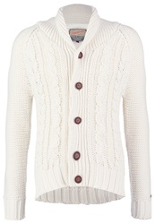 Petrol Industries Cardigan Antique White Off White