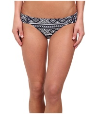 Carve Designs Cardiff Bottom Anchor Bali Women's Swimwear Gray
