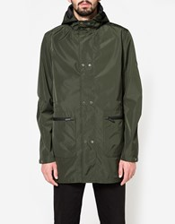 Native Youth Squadron Jacket Olive