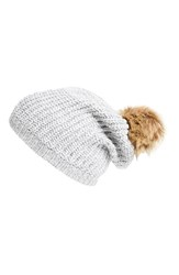 Sole Society Women's Pom Knit Beanie