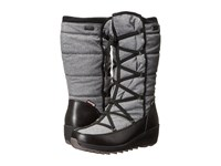 Kamik Merlot Charcoal Women's Cold Weather Boots Gray