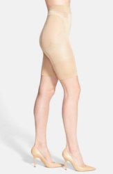 Women's Oroblu 'Shock Up' Boxer Shaper Nude