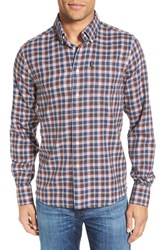 Barbour Men's Rory Tailored Fit Plaid Sport Shirt