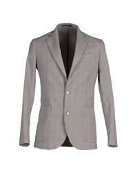 Havana And Co. Suits And Jackets Blazers Men Grey