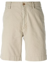 Polo Ralph Lauren Chino Shorts Nude And Neutrals