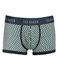 Ted Baker Moneta Swan Boxer Briefs Green