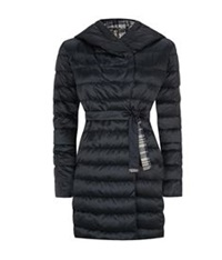 Max Mara Novepri Reversible Down Jacket Navy