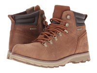 Caterpillar Sire Waterproof Brown Sugar Men's Work Lace Up Boots
