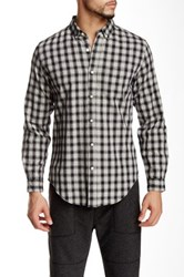 Shades Of Grey Standard Button Down Collar Shirt Black