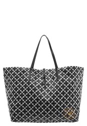 By Malene Birger Grinolas Tote Bag Black White